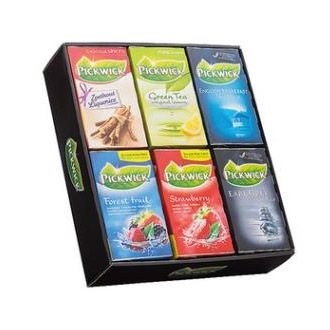 Pickwick Assorteret Te 6 pk.