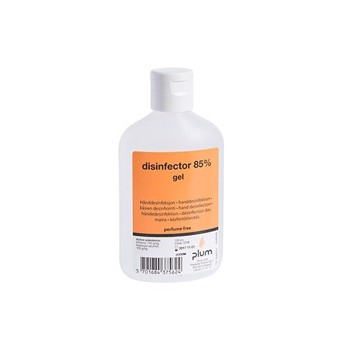 Plum Desinfector gel 85% 10x120 ml.
